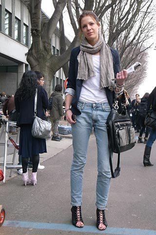 Уличная мода совсего мира. Изображение № 49.