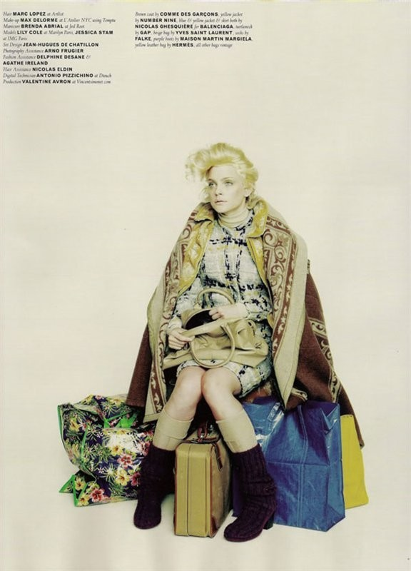 Spent! Pop Magazine FallWinter 2009. Изображение № 13.