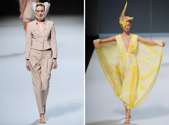 Показы Paris Fashion Week SS 2012: День 6. Изображение № 4.