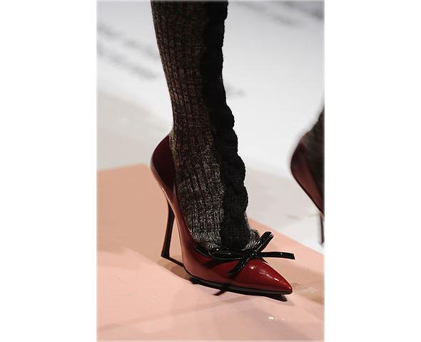 Показ Prada на Неделе моды в Милане. Изображение № 26.