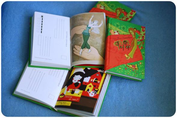 Проекты Таис Золотковской: проза&открытки. Изображение № 3.