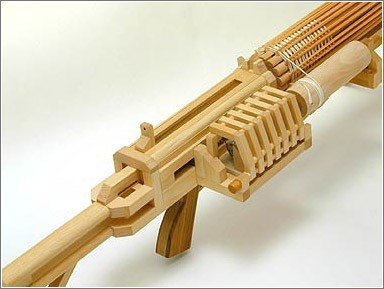 OGGCRAFT — офисное оружие. Изображение № 13.