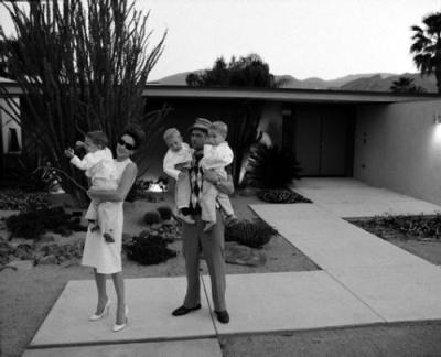 Фотоссесия Бреда Питта иАнджолины Джоли (2005) дляW. Изображение № 12.