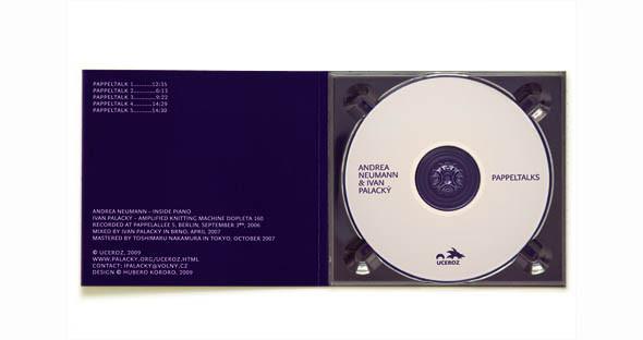 Интерактивная обложка для CD. Изображение № 4.