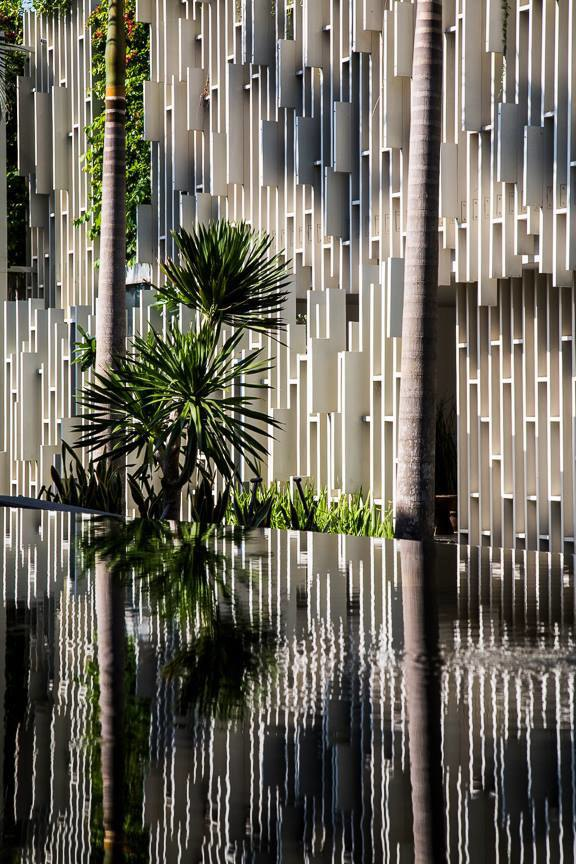 Архитектура дня: белый спа-центр во Вьетнаме с растениями на фасаде. Изображение № 30.