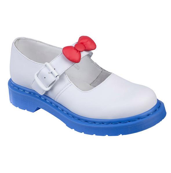 Sanrio сделали коллекцию обуви для Dr. Martens. Изображение № 9.