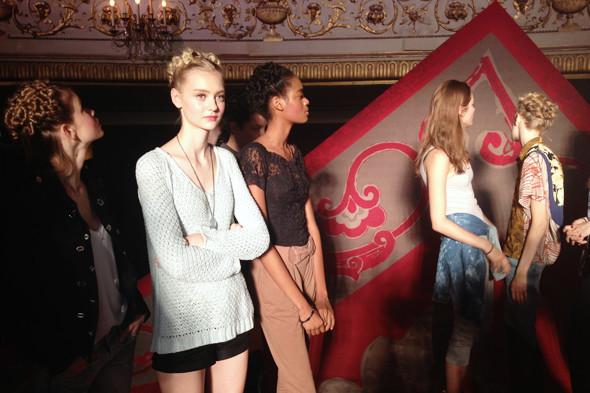 Дневник модели: Показы недели моды Haute Couture. Изображение № 90.