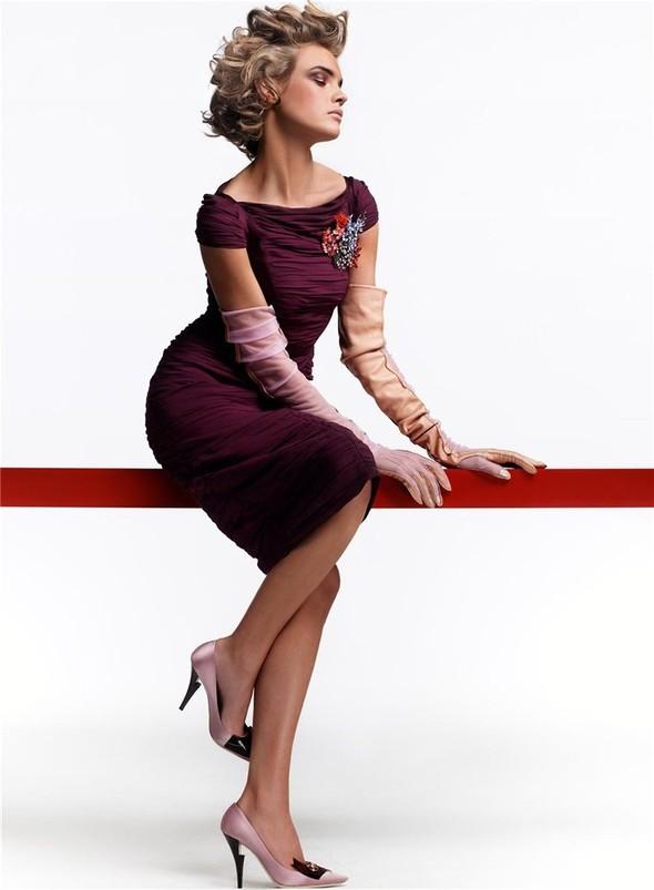 Natalia Vodianova byCraig McDean. Изображение № 2.