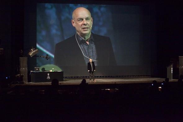 Лекция Брайана Ино (Brian Eno) о культуре и искусстве. Изображение № 1.