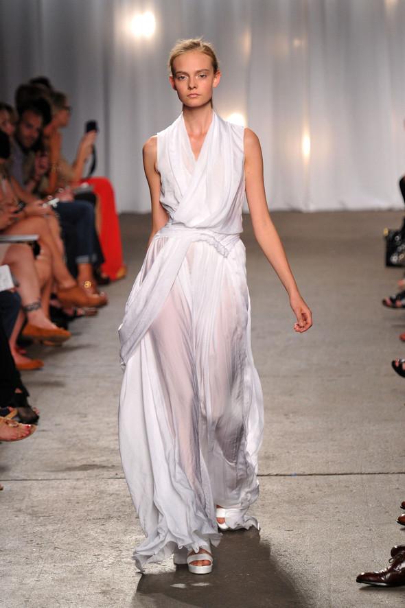 New York Fashion Week Spring 2012: День второй. Изображение № 21.