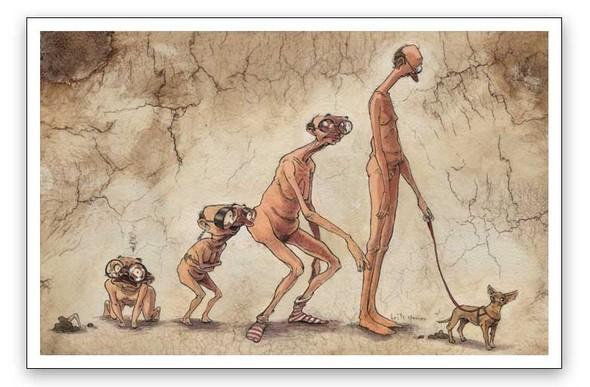 Watercolor humour. Изображение № 7.