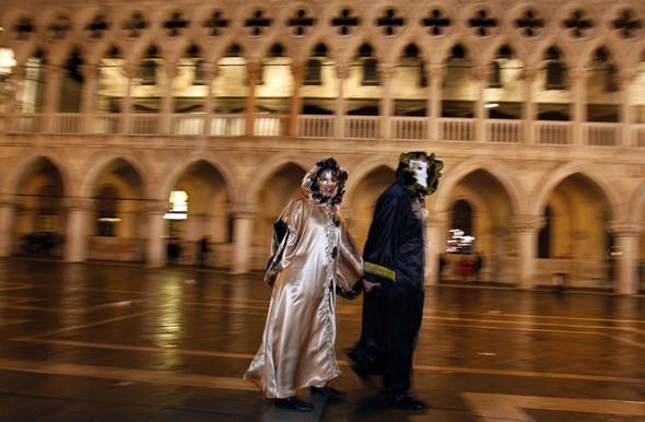 Венецианский карнавал масок. Изображение № 33.