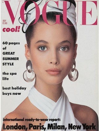 Калейдоскоп обложек Vogue. Изображение № 44.