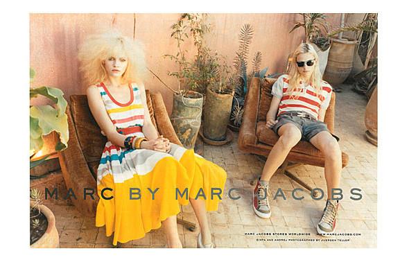Изображение 2. Превью кампаний: Dolce & Gabbana, Marc by Marc Jacobs и Valentino.. Изображение № 2.