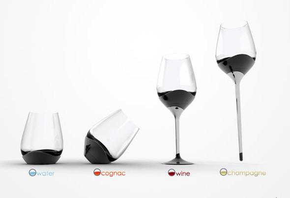 Дизайн бокалов. Изображение № 8.