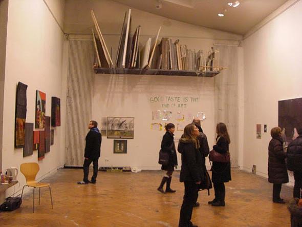 Как учиться в Германии: Мастерские, художники и биеннале глазами студента. Изображение № 10.