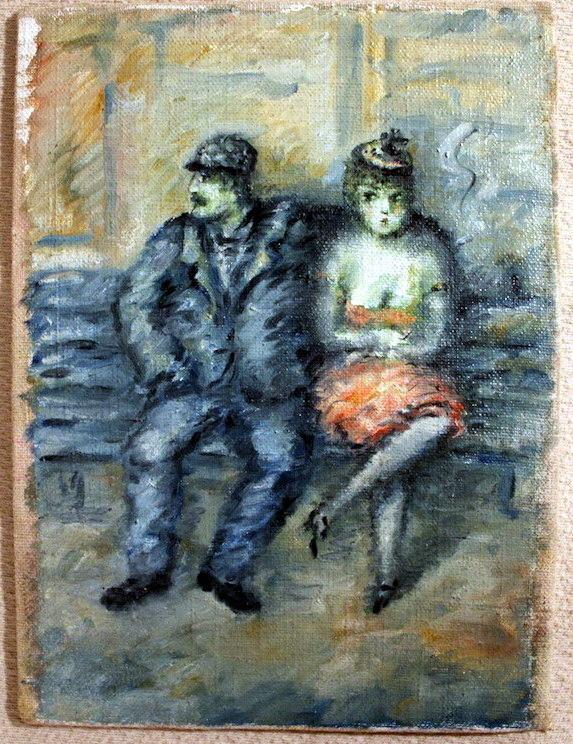 Универсальный художник - В.И. Соболевский. Изображение № 17.