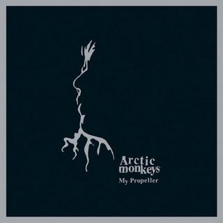 Второй сингл 'Arctic Monkeys' с альбома 'Humbug'. Изображение № 1.