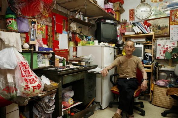 100 маленьких квартир Гонконга. Изображение № 8.