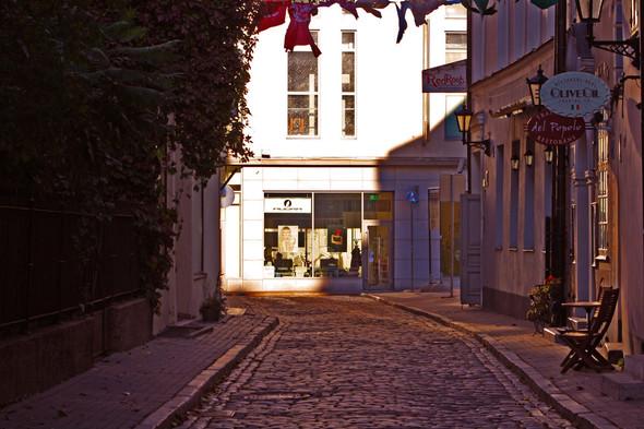 Золотая осень в Риге. Изображение № 18.
