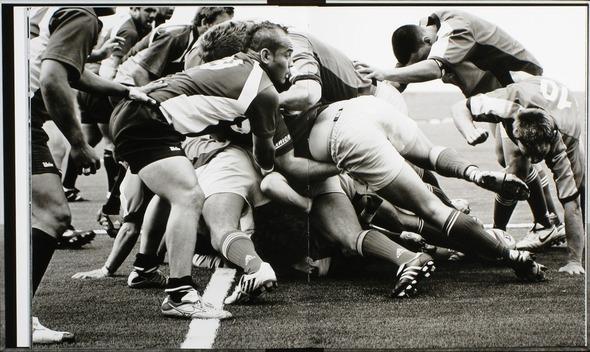 10 фотоальбомов о спорте. Изображение № 42.