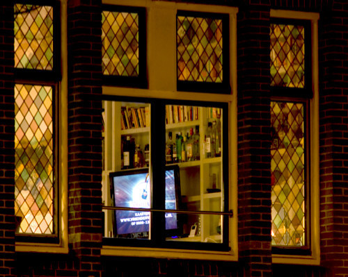 Изображение 19. Амстердамский лес и городские окна.. Изображение № 27.