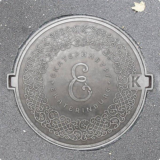 Студия Лебедева создала логотип Екатеринбурга. Изображение № 7.