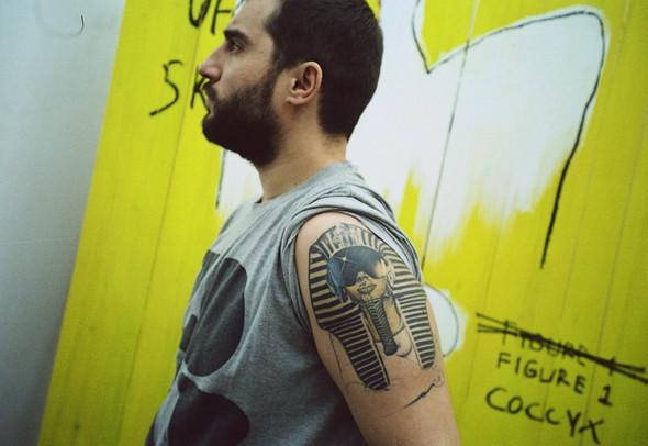 Изображение 81. На полруки: о татуировках в Мадриде.. Изображение № 10.