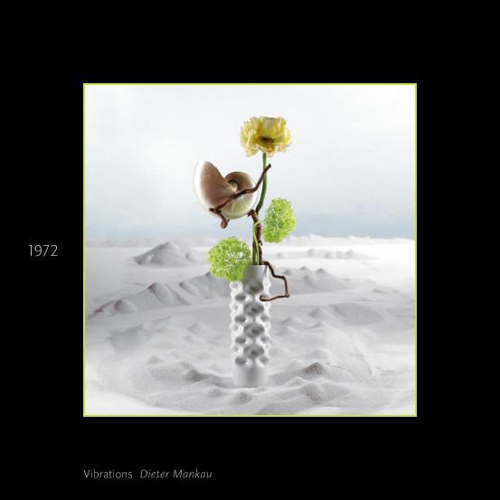 Ваза Vibrations 25см, 1972, Dieter Mankau. Изображение № 12.