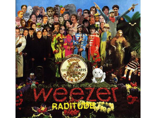 Журнал Spin Magсошел сума вместе сгруппой Weezer. Изображение № 21.