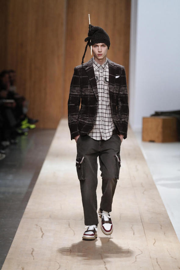 Изображение 27. Milan Fashion Week. Часть 2.. Изображение № 27.