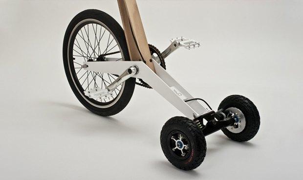 Создатели 5 странных байков о том, зачем изобретать велосипед. Изображение № 4.