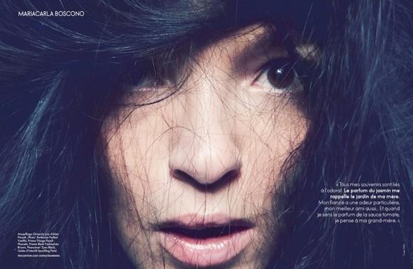 Съёмка: Мариакарла Босконо для Elle. Изображение № 4.