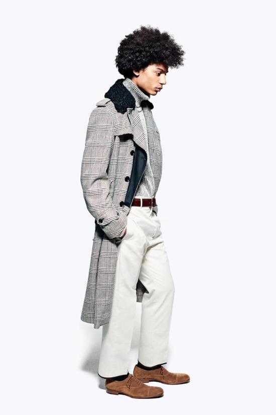 Мужские лукбуки Alexander McQueen, Comme des Garcons, Louis Vuitton и Club Monaco. Изображение № 13.