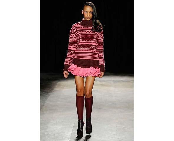 Неделя моды в Нью-Йорке: второй день. Изображение № 75.