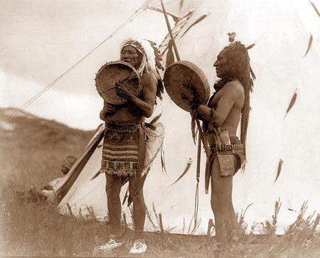 Эдвард Кертис. индейская мечта. Изображение № 8.