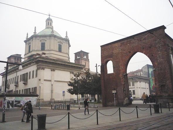 Достопримечательности Милана. Изображение № 4.