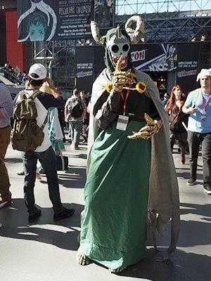 Как прошёл гик-фестиваль NYC Comic-Con  в Нью-Йорке. Изображение № 23.