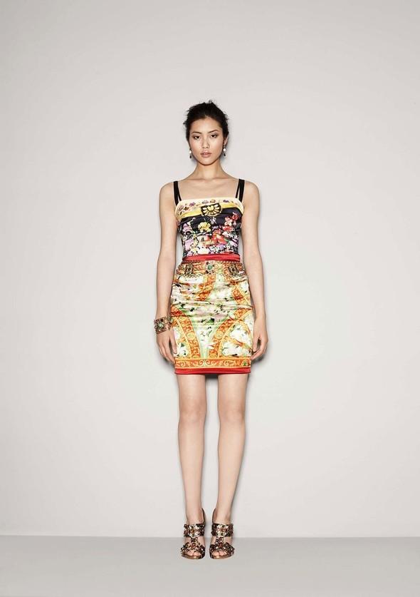 Лукбук: Dolce & Gabbana FW 2011 Women's. Изображение № 55.