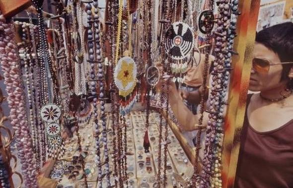 Хиппи-рынок в 70-е. Изображение № 3.
