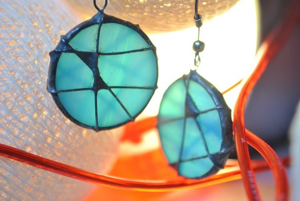 LookBook украшения из стекла. Изображение № 5.
