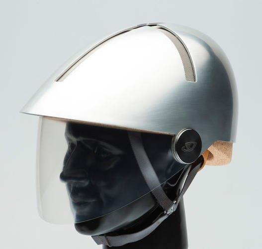 Дизайнер Филипп Старк создал экологичный шлем для велосипедистов. Изображение № 3.