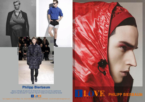 Show Package – Milan Men SS 10: I Love Models Mgmt. Изображение № 42.
