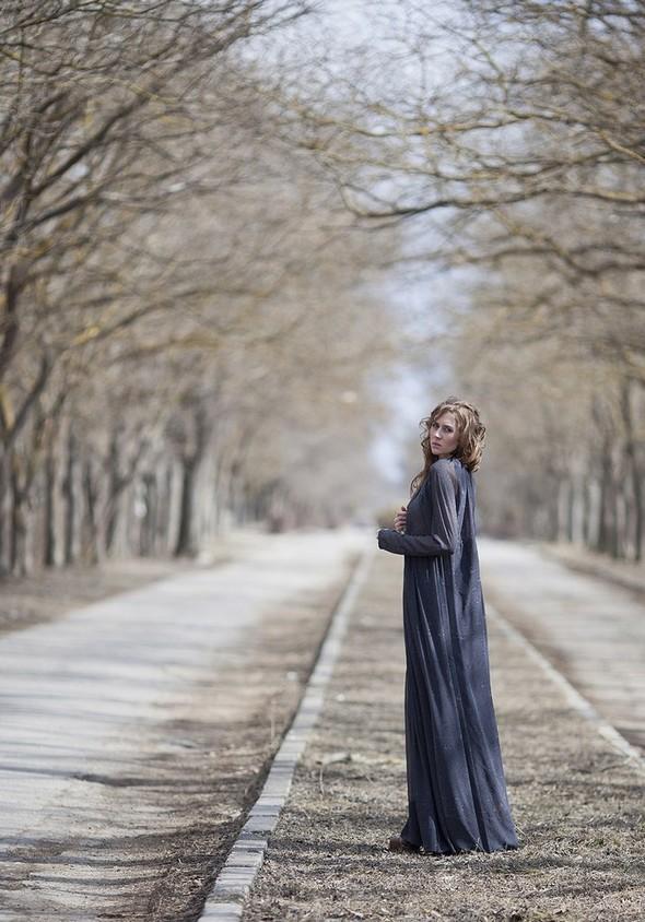 24 марта в рамках Mercedes-Benz Fashion Week Russia Яна Гатауллина пре. Изображение № 3.