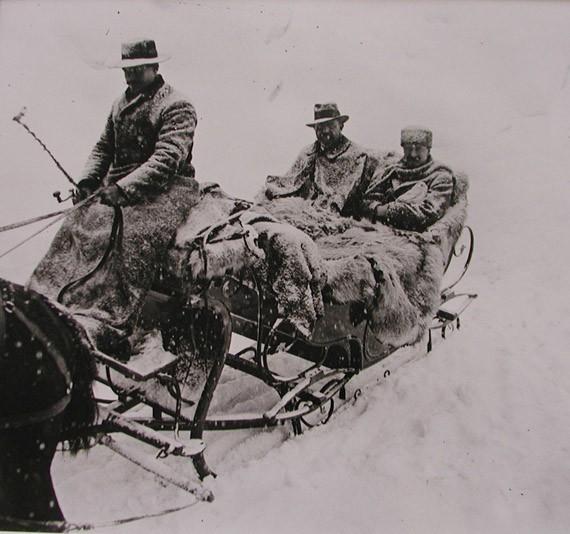 9 атмосферных фотоальбомов о зиме. Изображение № 34.