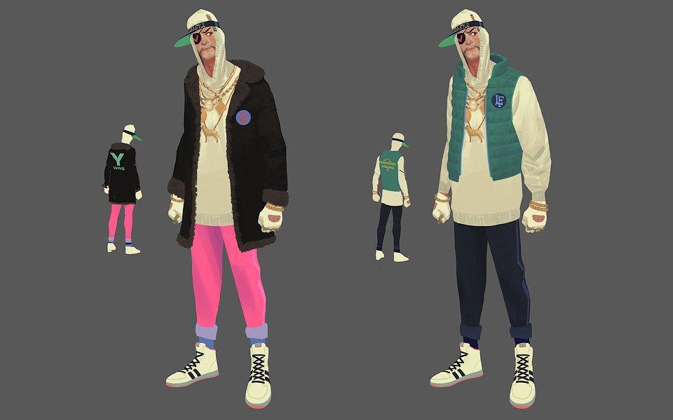 Как мода становится частью видеоигр. Изображение № 12.