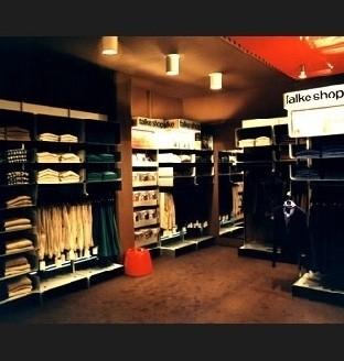 Первый магазин FALKE (1992 год). Изображение № 4.