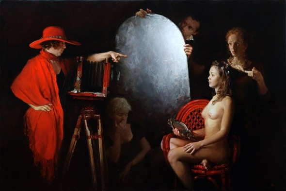 4 ответа от художника Евгения Монахова. Изображение № 9.