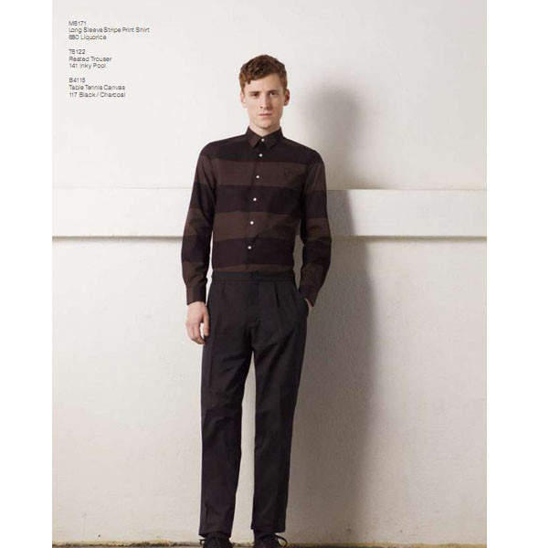 Fred Perry FW 2010. Изображение № 2.