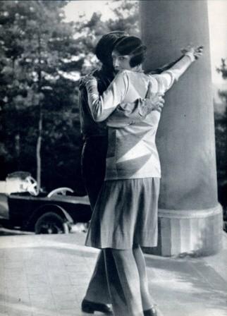 Классики фотоискусства. Жак-Анри Лартиг (Jacques Henri Lartigue). Изображение № 48.